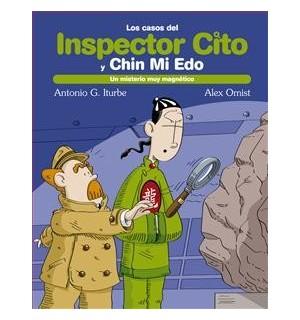 Inspector Cito y Chin Mi Edo. Colección de 10 títulos.
