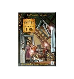 Los misterios del callejón Voltaire. Col. de 7 títulos