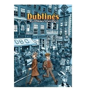 Dublinés (Premio Nacional del Cómic 2012)