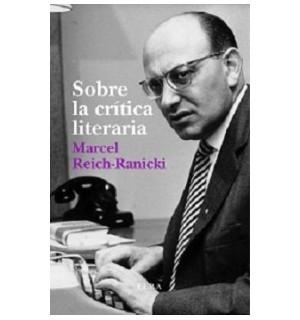 Sobre la crítica literaria