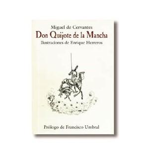 Don Quijote de la Mancha. Ilustrado por Enrique Herreros