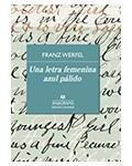 Una letra femenina azul pálido (edición especial)