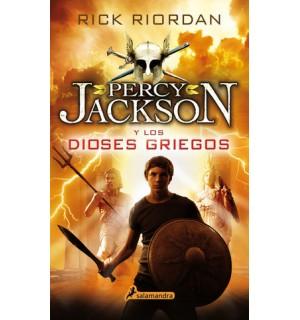 Percy Jacson y los dioses griegos