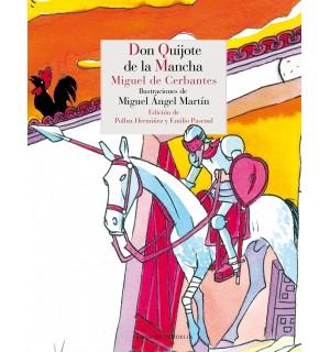 Don Quijote de la Mancha (estuche, 2 vol.)