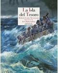La isla del tesoro (ilustrada y anotada)
