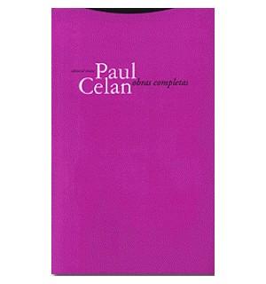 Oblas completas de Paul Celan