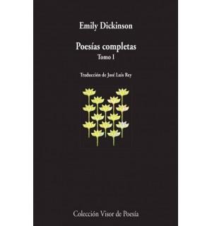 Poesia completa de Dickinson. Tres tomos