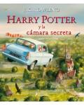 Harry Potter 2 y la cámara secreta. Edición ilustrada