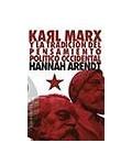 Karl Marx y la tradición del pensamiento político occidentalal