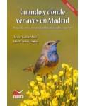 Aves. Cuándo y dónde ver aves en Madrid