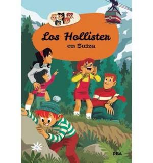 Los Hollister. Colección de 4 títulos