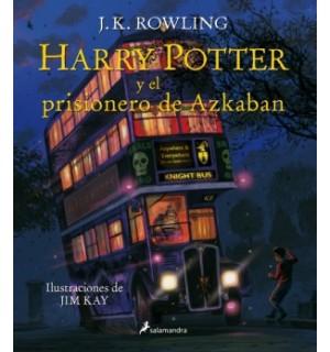 Harry Potter 3 y el prisionero de Azkaban. Edición ilustrada