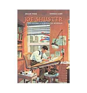 Joe Shuster. Una historia al margen de Superman