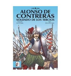 Alonso de Contreras, soldado de los tercios (cómic)