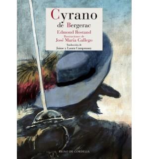 Cyrano de Bergerac (Ilustrado por Gallego)