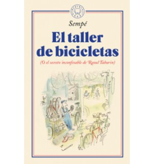 El taller de bicicletas (Novela gráfica)