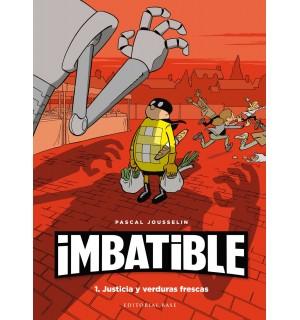 Imbatible 1. Justicia y verduras
