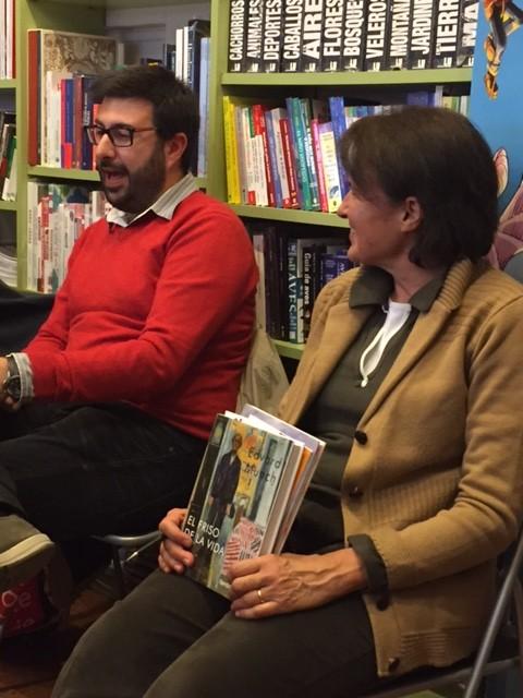 Tertulia con Diego Moreno, editor de Nórdica, el 18 de noviembre en la librería Ontanilla