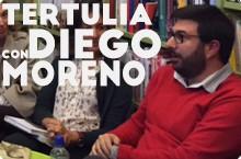 Tertulia con Diego Moreno