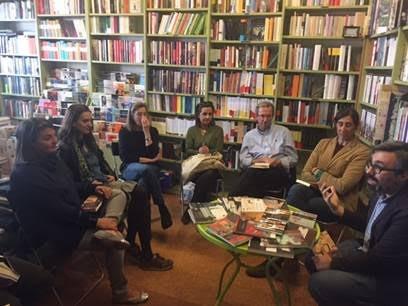 """Tertulia con Dario Ochoa, editor de Automática sobre el libro """"El sueño de la aldea Ding"""" del escritor chino  Yang Lianque"""